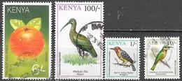 Kenya - Faune & Flore - Oblitérés - Lot 1 - Kenya (1963-...)