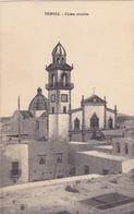 AFRIQUE,africa,LIBYE,LIBYA,chiesa Cattolica,église Catholique En 1900,catholic Church,barbarie,endroit Saint - Libye