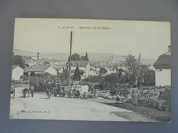 Cluny Quartier De La Digue  Attelage De Boeufs - Cluny