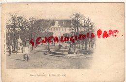 23 - GUERET - PLACE BONNYAUD - EDITEUR DE NUSSAC  CARTE PRECURSEUR - Guéret