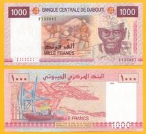 Djibouti 1000 Francs P-42 2005 UNC - Djibouti