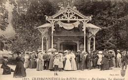 CHARBONNIERES Les BAINS  - Au Casino - Le Guignol - Charbonniere Les Bains