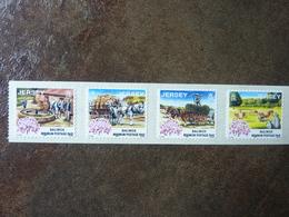 2003 -  4 Self Adhesive Stamps  MNH ** - Jersey