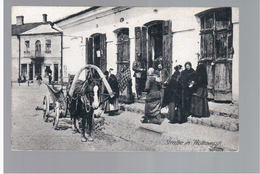 Wolkowysk Ca 1914  OLD POSTCARD 2 Scans - Belarus