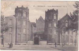 59 - ROUBAIX - Usine Motte-Bossut - 1904 / Petite Animation - Roubaix