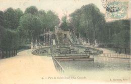 (92) Hauts De Seine - CPA - Saint Cloud - Parc De Saint-Cloud La Cascade - Saint Cloud