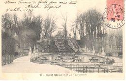 (92) Hauts De Seine - CPA - Saint Cloud - Parc De Saint-Cloud - La Cascade - Saint Cloud