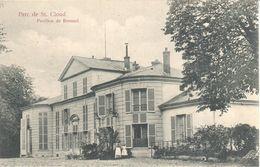 (92) Hauts De Seine - CPA - Saint Cloud - Parc De Saint-Cloud - Pavillon De Breteuil - Saint Cloud