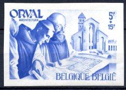 BE   567B    XX   ---   Orval : Timbre Du Bloc BL12  --  Non Dentelé - Belgique