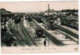 CPA Chaumont, Vue Sur La Gare (pk44814) - Chaumont