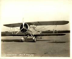 1933 CURTISS  EXPORT FALCON   25 * 20 CM Aviation, AIRPLAIN, AVION AIRCRAFT - Aviación