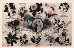 ¤¤  -   Le Nouveau Langage Des Fleurs    -  ¤¤ - Fleurs
