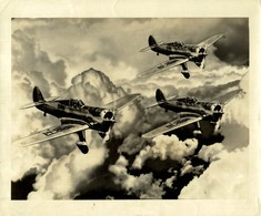 CURTISS   HAWK 45    25 * 20 CM Aviation, AIRPLAIN, AVION AIRCRAFT - Aviación