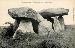 Locmariaquer - Dolmen De St Pierre Er Roch - éditeur Z. Le Rouzic Sans N° - WXC5 - Locmariaquer