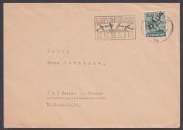 "Mi-Nr. 7, EF Auf Ortsbrief ""Luftbrückenstempel"", Berlin- SW 11 - Briefe U. Dokumente"