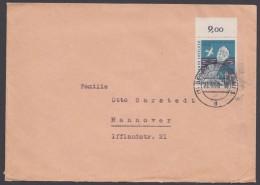 Mi-Nr. 196, OR-Stück Als EF - Briefe U. Dokumente