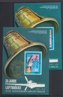 """""""30 Jahre Luftbrücke"""", 2 Versch. Sonderdrucke 1978, Gezähnt Und Geschnitten, ** - Berlin (West)"""