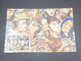 POLYNÉSIE - Carte Maximum 1971 , Tableaux  - L 18258 - Cartes-maximum