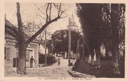 65 / LASCAZERES / AVENUE DE L EGLISE - Frankreich