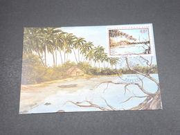 POLYNÉSIE - Carte Maximum 1971 , Tableaux  - L 18266 - Cartes-maximum