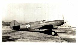 CURTISS  1945 XP 60    11.5 * 7 CM Aviation, AIRPLAIN, AVION AIRCRAFT - Aviación