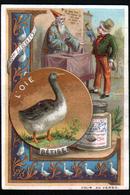 CHROMO LIEBIG , S 325, Symboles, L'oie, La Betise - Liebig