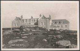 Land's End Hotel, Sennen, Cornwall, C.1950 - First & Last House RP Postcard - Land's End