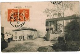 CPA, Riorges, A Beaulieu (pk44837) - Riorges