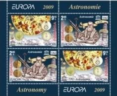 Roumanie Roemenie 2009  Yvertn° Bloc 367A *** MNH Cept Europa Cote 18,00 Euro L' Astronomie - 1948-.... Républiques