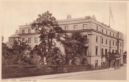 ROYAUME-UNI,ANGLETERRE,UN ITED KINGDOM,ENGLAND,ROYAL LEAMINGTON SPA,WEST MIDLANDS,carte Photo,REGENT HOTEL,1900 - Angleterre