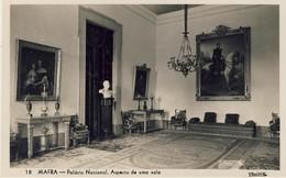 MAFRA - Palácio Nacional - Aspecto De Uma Sala - PORTUGAL - Lisboa