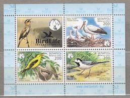BIRDS BELARUS 2002 Mi Bl 29 MNH (**) #22561 - Other