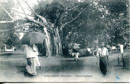 N°958 A -cpa Colombo -union Place- - Sri Lanka (Ceilán)