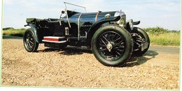 Bentley Four-and-Half Litre  -  1928  -  CPM - Passenger Cars