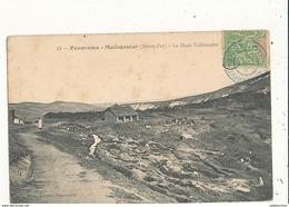 MADAGASCAR LE MONT VAHINAMBO MINES D OR - Madagascar