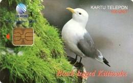 *INDONESIA* -  Scheda A Chip Usata - Indonesia