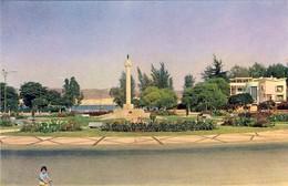 ANGOLA - LOBITO - Praça Infante D. Henrique - Angola
