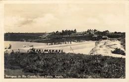 ANGOLA - NOVA LISBOA - Barragem Do Rio Cuando - Angola