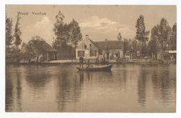 Weert Veerhuis Oude Postkaart Bornem - Bornem