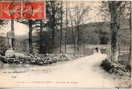 19. Peyrelevade. Le Croix Du Mouton - France
