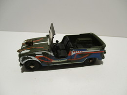 DINKY TOYS FRANCE RENAULT SINPAR 4X4 - Jouets Anciens
