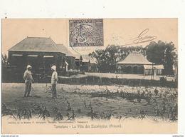 MADAGASCAR TAMATAVE LE VILLA DES EUCALYPTUS PRISON CPA BON ETAT - Madagascar