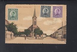 Serbia PPC Subotica 1922 - Serbia