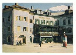 LIENZ:  HOTEL  POST  -  NACH  ITALIEN  -  KLEINFORMAT - Hotels & Gaststätten