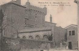 34/ Viols Le Fort -  Donjon Du Chateau De Cambous - France