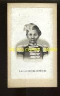 S.A.I. LE PRINCE IMPERIAL ENFANT - FORMAT CDV - Famous People