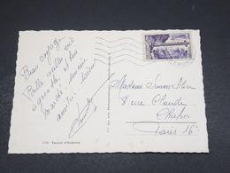 ANDORRE - Oblitération De Andorre La Vieille Sur Carte Postale Pour La France En 1959 - L 18334 - Lettres & Documents