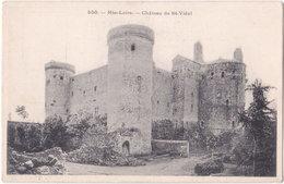 43. Château De ST-VIDAL. 550 - Altri Comuni