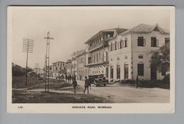 AK Afrika Tansania Mombasa 1929-12-02 Foto Rodgers Road, # 538 - Tanzanie