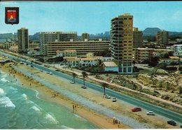 -ALICANTE-PLAYA DE SAN JUAN-VUE AERIENNE - Alicante